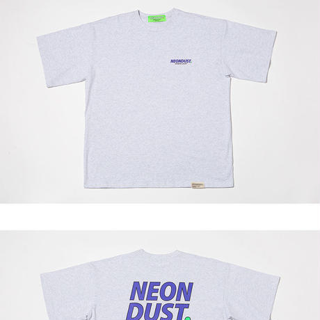 [ND] 19SM 1/2 T-Shirt (Light Gray)