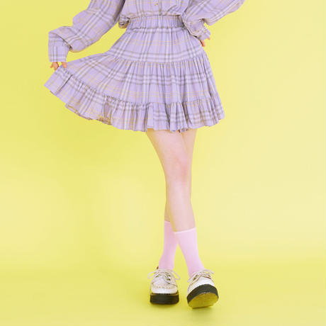 20SM Cancan Skirt (Purple)
