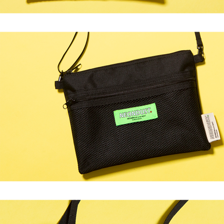 D19S Cross Bag (Black)