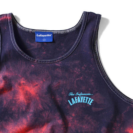 LAFAYETTE INFAMOUS MARBLE DYE TOP PINK