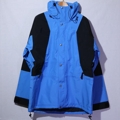 THE NORTH FACE 1994 RETRO FUTURELIGHT MOUNTAIN JACKET Clear Light Blue Size Mens L/ Woman XL