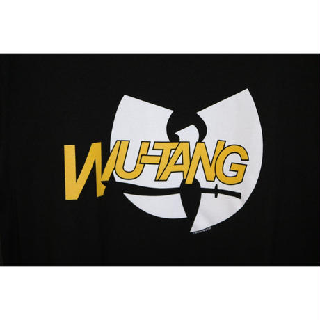 WU-TANG S/S Tee Black Size M