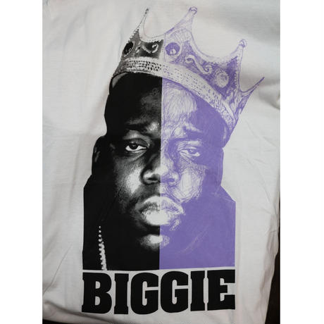 "BROOKLYN MINT ""BIGGIE"" S/S Tee Size M"