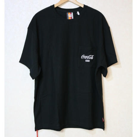 KITH x COCA-COLA POCKET TEE BLACK L
