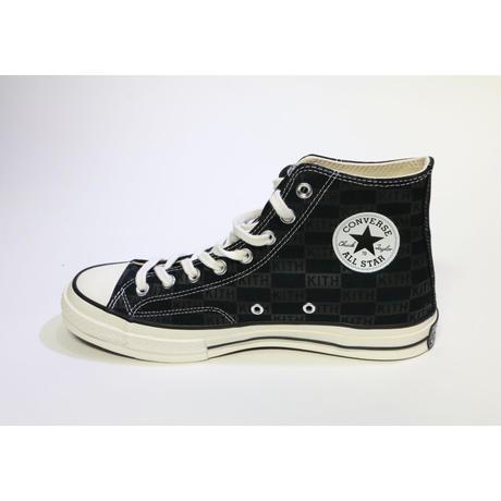 KITH x CONVERSE CHUCK TAYLOR ALL STAR 1970 CLASSICS Black Size:US 9/ JP 27.5cm