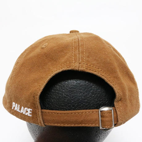 PALACE SKATEBOARDS P 6PANEL BROWN