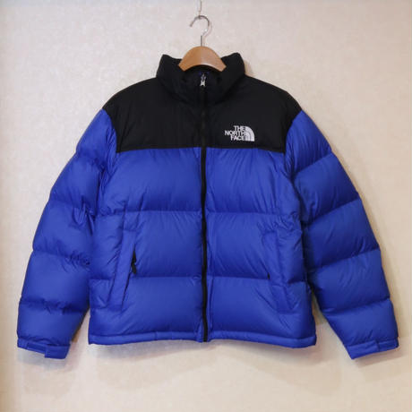 THE NORTH FACE 1996 RETRO NUPTSE DOWN JACKET ヌプシ ブルー  Size L