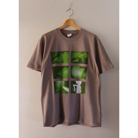 "Supreme Chris Cunningham ""Rubber Johnny"" S/S Tee 18AW Taupe Size M"