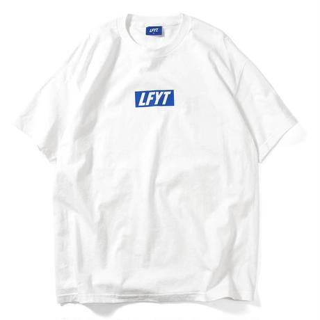 LFYT BOX LOGO TEE White Size L