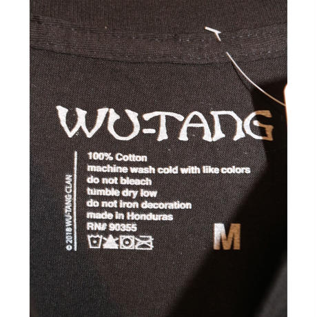 WU-TANG CLAN FOREVER S/S Tee BLACK Size M