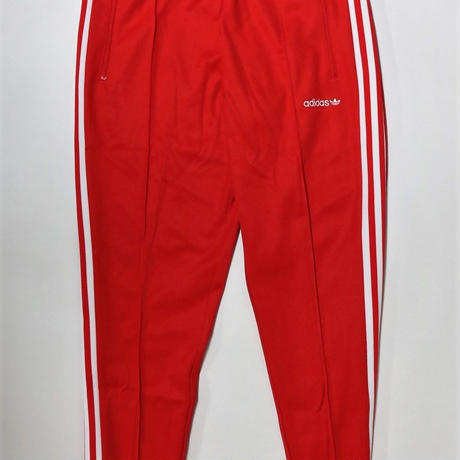 adidas Beckenbauer Track Pants Red