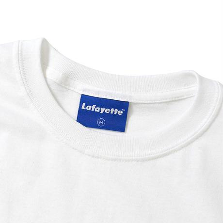Lafayette ラファイエット SMALL LOGO TEE 半袖 Tシャツ WHITE ホワイト