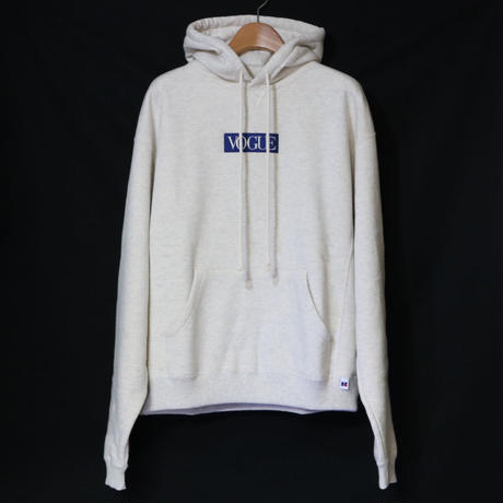 KITH × RUSSELL ATHLETIC × VOGUE City of Angels Hoodie OFF WHITE Size M