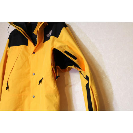 THE NORTH FACE 1990 MOUNTAIN JACKET GTX YELLOW MEN: S /WOMEN: M Size