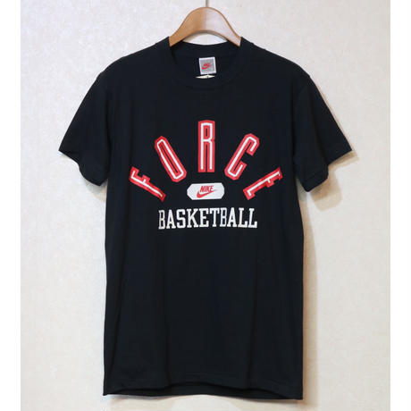 NIKE FORCE BASKETBALL TEE BLACK Size US S