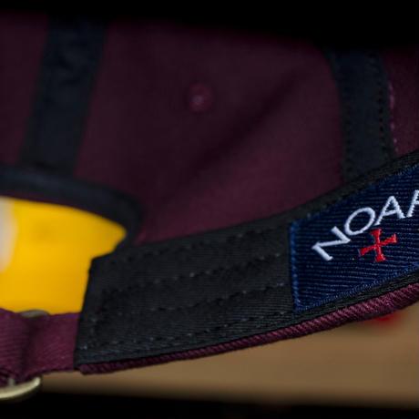 NOAH CAP(バーガンディー)
