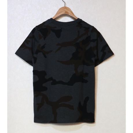 NIKE CAMO TEE GREY Size BOYS XL