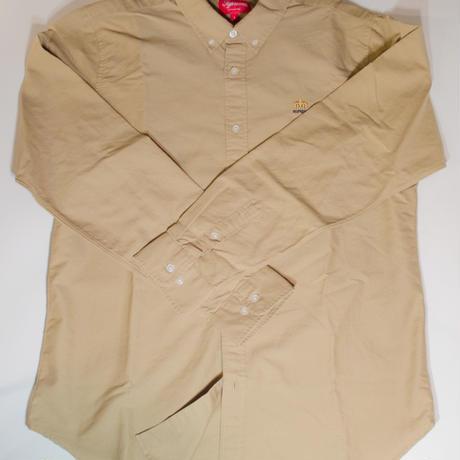 Supreme B.D Shirt Khaki (M)