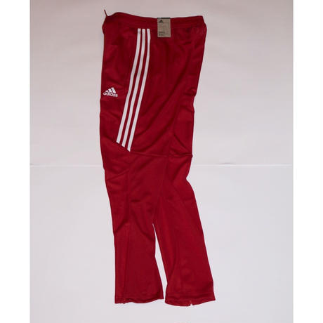 ADIDAS Training Pants Red (Powered)/White