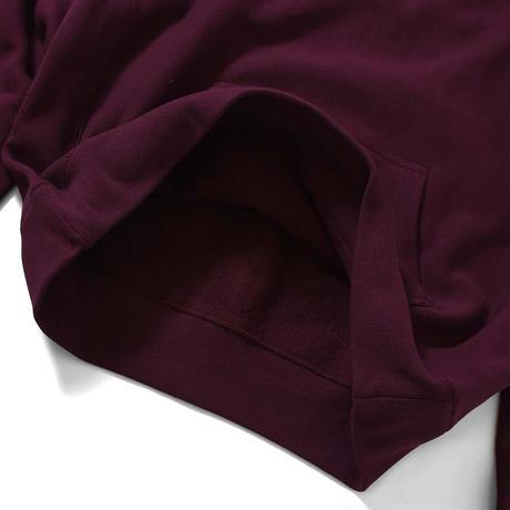LFYT SPORTS HOODIE Burgundy Size XL