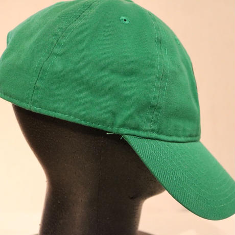 CROSS COLOURS CLASSIC EMBROIDERED DAD HAT GREEN