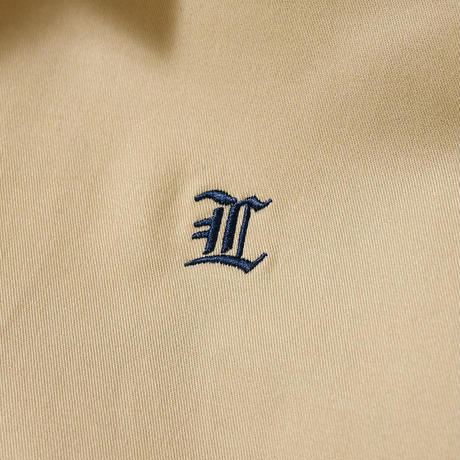 LFYT エルエフワイティー L LOGO COTTON WINDBREAKER ジャケット BEIGE ベージュSize XL