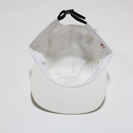 Supreme x Levi's  2018FW Clear Patch Camp Cap White