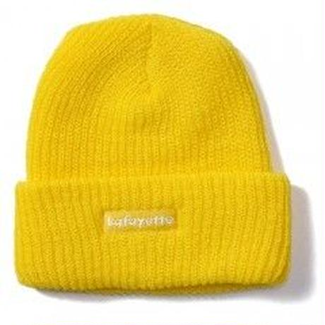 Lafayette LOGO WATCH CAP ( YELLOW )