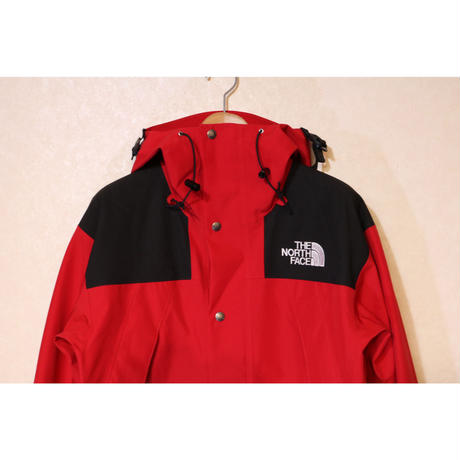 THE NORTH FACE 1990 MOUNTAIN JACKET GTX RED MEN: S /WOMEN: M Size
