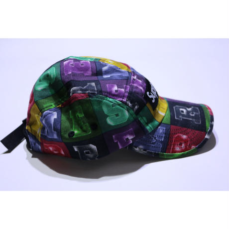 SUPREME BLOCKS CAMP CAP MULTI