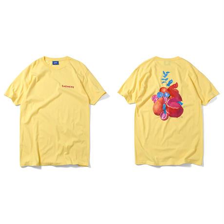 LFYT × TAKAYUKI YAMADA エルエフワイティー × タカユキ ヤマダ FRUIT TEE 半袖 Tシャツ LA200112 YELLOW イエロー Size XL