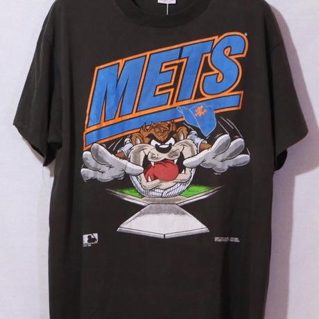 【古着】MLB NEW YORK METS S/S Tee Size XL