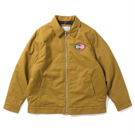 LFYT エルエフワイティー IGNITION LOGO WORK JACKET MUSTARD Size XL
