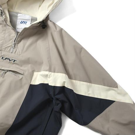 LFYT エルエフワイティー SPORTS ANORAK TRACK JACKET ジャケット LS211002 BEIGE ベージュ Size XL