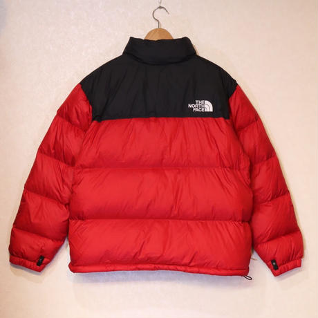 THE NORTH FACE 1996 RETRO NUPTSE DOWN JACKET ヌプシ レッド Size XL