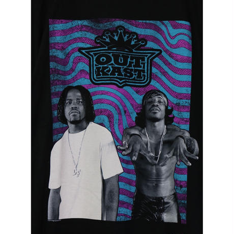 OUTKAST S/S Tee BLACK Size L