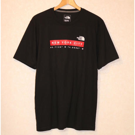 THE NORTH FACE NYC S/S Tee Black Size M
