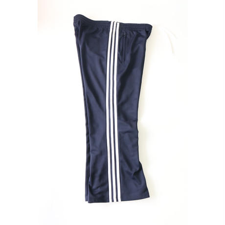ADIDAS ORIGINALS 7/8 FLARED PANT LEGINK NAVY Size:M(US)