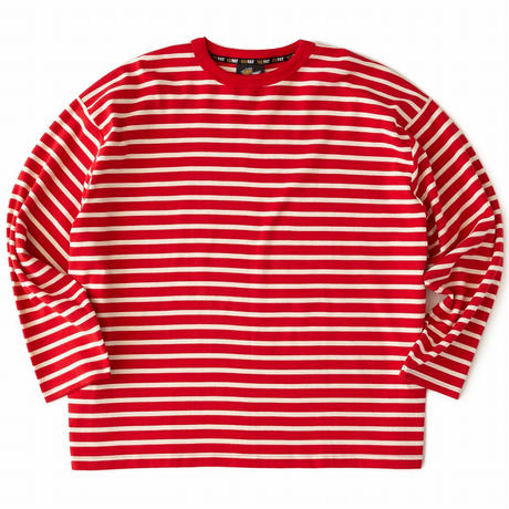 FAT BIGGALONG L/S Tee Red size Skinny