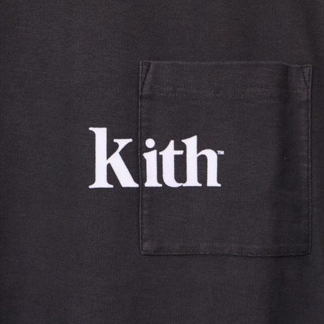 KITH QUINN T SHIRT Kindling Size M