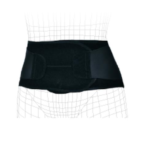 座位でも装着しやすい腰用コルセット ハードタイプ[送料無料]