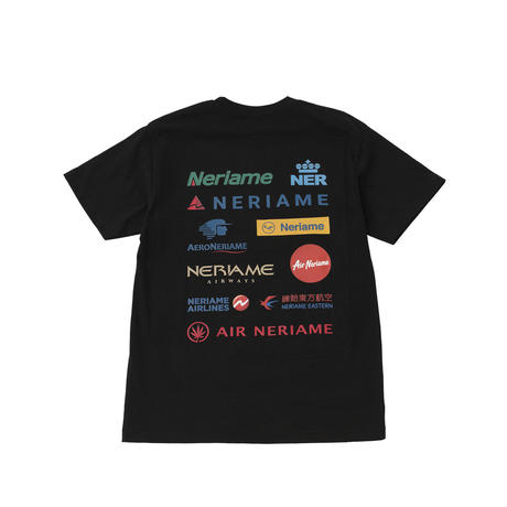 NERIAME ALLIANCE TEE (BLACK)
