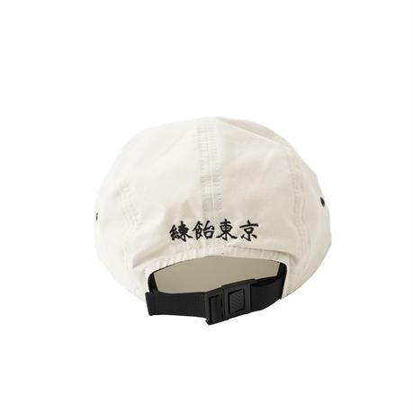 NOW LOADING CAMP CAP (CREAM)