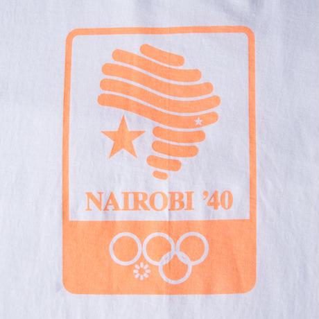 NAIROBI '40 OFFICIAL S/S TEE