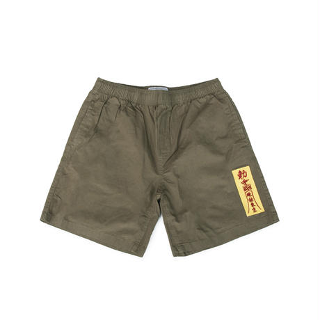 AMULET BEACH SHORTS (KHAKI)