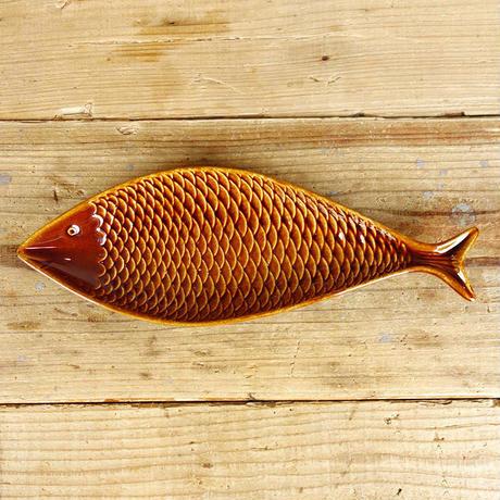 スティグ・リンドベリ(Stig Lindberg) 魚のプレート