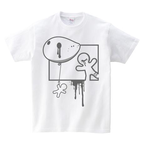 Tシャツ:グロカワ06