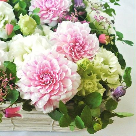 【ネット限定】5月12−14日到着/おまかせ母の日アレンジメント