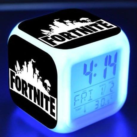 フォートナイト LEDデジタル目覚まし時計 ゲーム Fortnite    プレゼント クリスマス ギフトにも 12