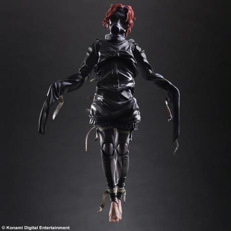 メタルギアソリッド スクウェア エニックス SQUARE ENIX PRODUCTS Metal Gear Solid Play Arts Kai Tretij Rebenok
